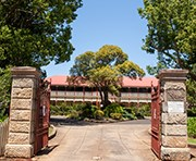 Glennie School Gate